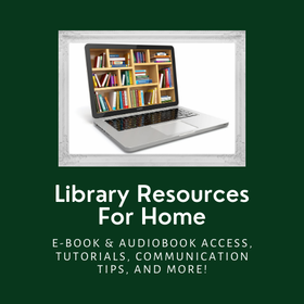Resources for Home